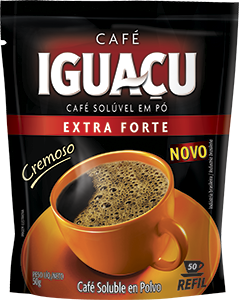 Café solúvel Extraforte